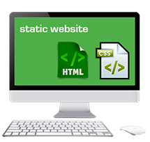 static-website-icon